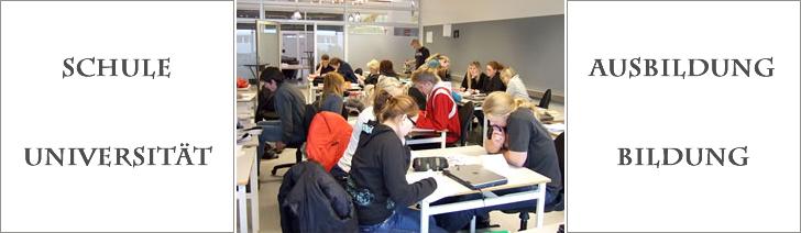 Schule - Ausbildung - Universität - Bildung