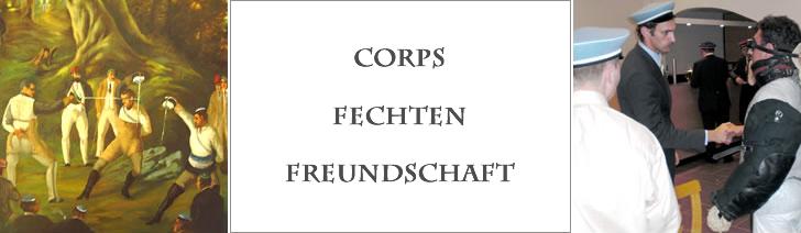 Corps - Fechten - Freundschaft